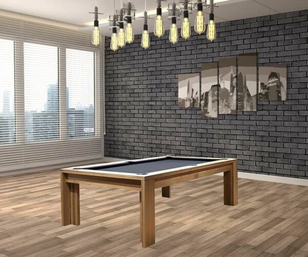 California House District Pool Table
