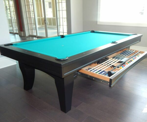 Chicago Pool Table Room Setting Drawer   everythingbilliards.net